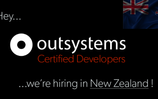xag jobs hiring OutSystems NZ
